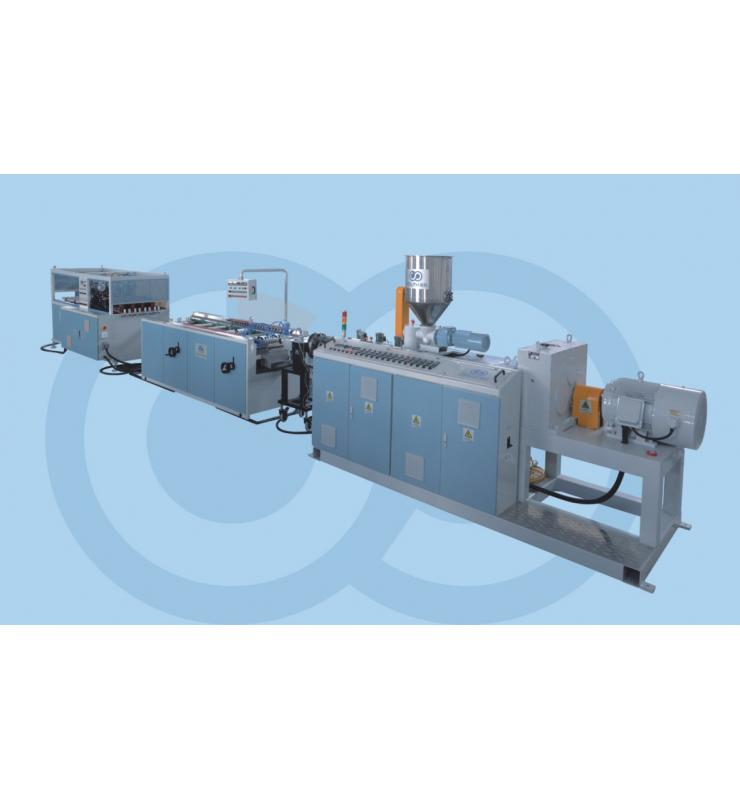 PVC cable trunking machine ( 4 in 1)