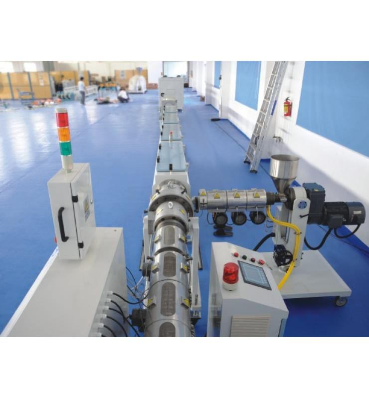 PE/PPR/PP Pipe Extrusion Line